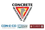 Concrete Machinery Corp